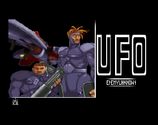 Screenshot Thumbnail / Media File 1 for UFO - Enemy Unknown (1993)(MicroProse)(M3)[!]